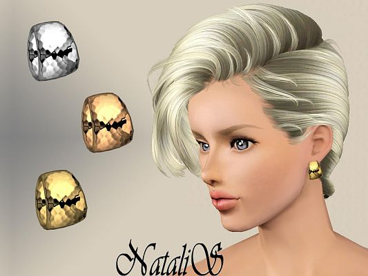 Sims 3 jewelry, accessories, earrings