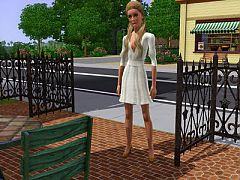 Sims 3 dress, brand, fashion, celebrity, shoes, pumps