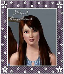 Sims 3 models, female, sims