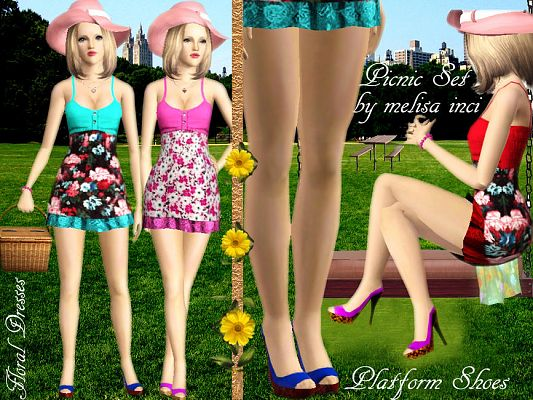 Sims 3 outfit, fashion, clothing, female, dress