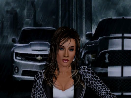 Sims 3 sim, sims, female, model