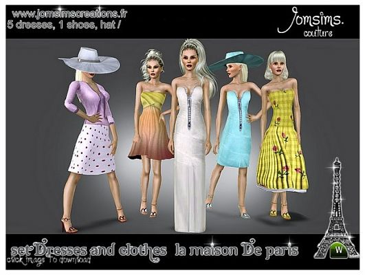 Sims 3 dress, cloth, clothing, outfit, fashion, lingerie