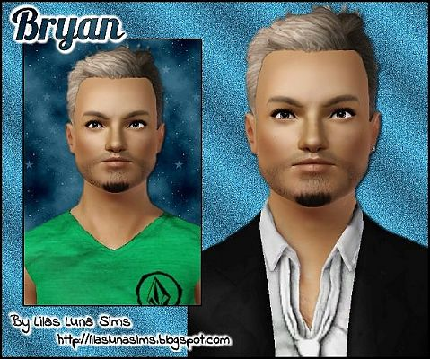 Sims 3 sims, model, models, male