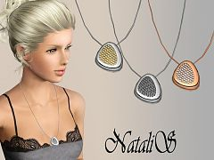Sims 3 jewelry, accessories, female, necklace