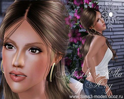 Sims 3 sim, sims, female, model, celebrity