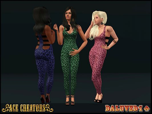 Sims 3 bodysuit, outfit, fashion, female