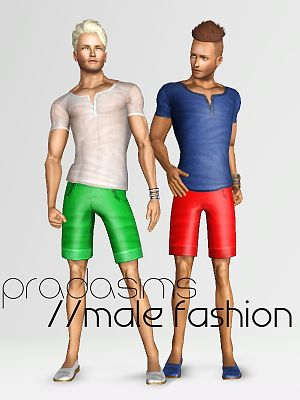 Sims 3 top, shirt, clothing, male, shoes