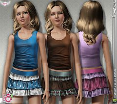 Sims 3 fashion, clothing, clothes, sims, teen