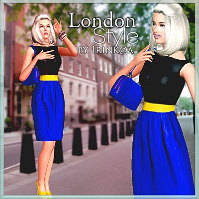 Sims 3 outfit, clothing, fashion, female, shoes, bag