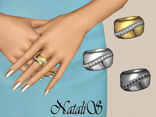 Sims 3 ring, accesory, jewelry