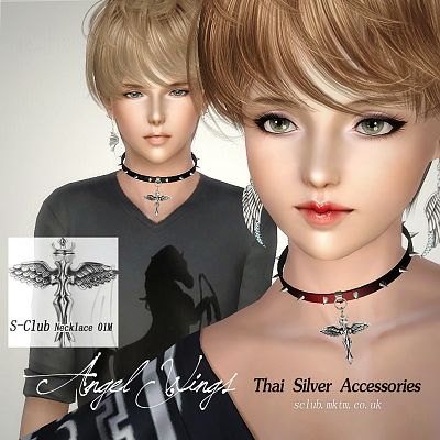 Sims 3 jewelry, accessories, necklace, male, female
