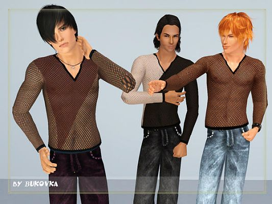 Sims 3 sweater, top, fashion