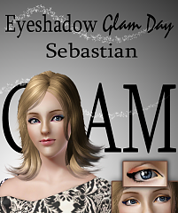 Sims 3 makeup, eye, eyeshadow