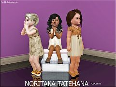 Sims 3 shoes, toddler, fashion, female