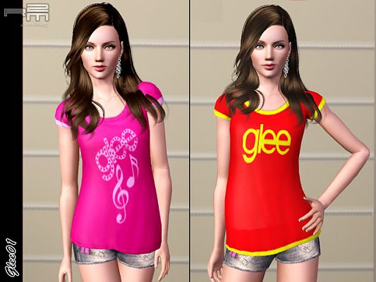 Sims 3 shirt, female, clothing, top