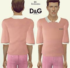 Sims 3 male, clothing, outfit