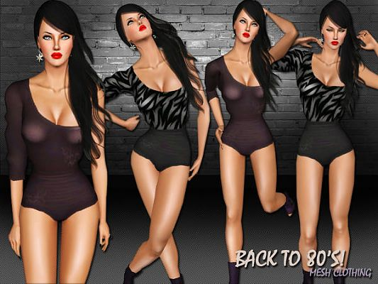 Sims 3 body, bododysuit, outfit, clothes