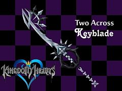 Sims 3 keyblade, sword, accessory