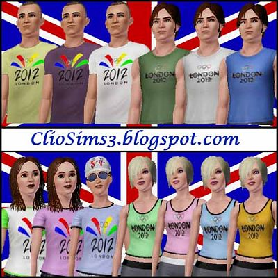 Sims 3 top, outfit, clothing, casual, female, male