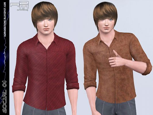 Sims 3 cloth, clothing, fashion, outfit, suit, males