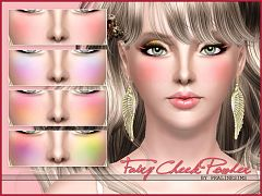Sims 3 eyeshadow, makeup, female, fashion