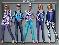 Sims 3 cloth, clothing, elder, fashion