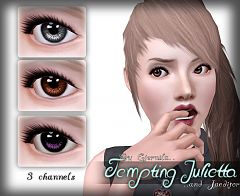 Sims 3 eye, contacts, lenses