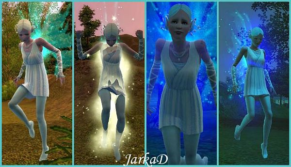 Sims 3 sim, sims, model, sims3, female, fairy
