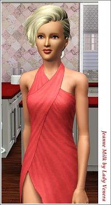 Sims 3 sim, sims, model, sims3, female
