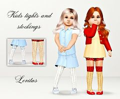 Sims 3 tights, stockngs, accessory