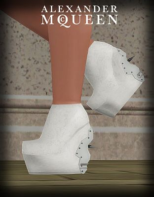 Sims 3 shoes, designer, boots
