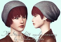 Sims 3 caps, hats, accessories