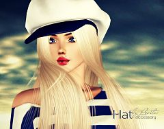Sims 3 hat, accessory