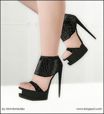 Sims 3 shoes, footwear, heels, designer