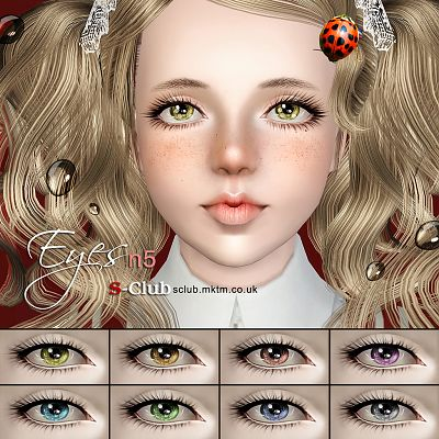 Sims 3 eye, eyes, contacts, lenses