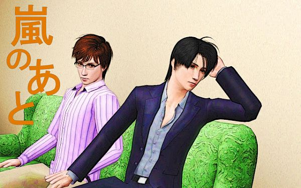 Sims 3 sim, sims, male, model, sims 3, anime