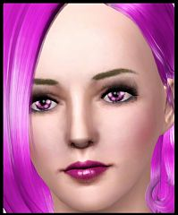 Sims 3 eyes, eye contacts, sparkling, genetics
