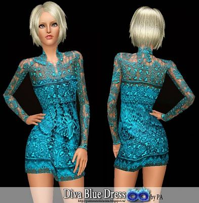 Sims 3 dress, outfit, fashion, clothing, sims 3