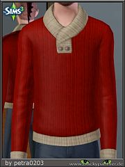 Sims 3 cloth, clothes, vest, pullover, dress, fashion
