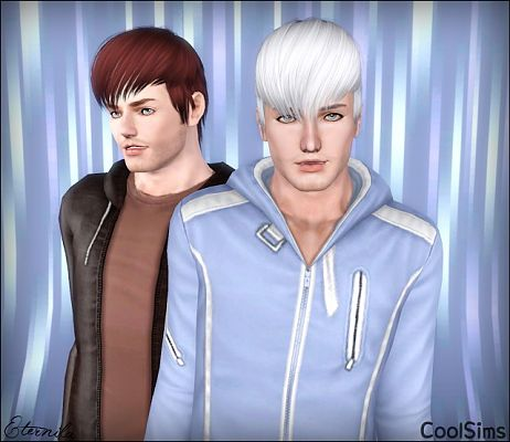 Sims 3 hair, hairstyle, male, sims 3, sims3, retexture
