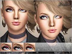 Sims 3 eyeshadow, makeup, cosmetics, sims3