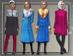 Sims 3 dress, cloth, clothing, outwear, fashion