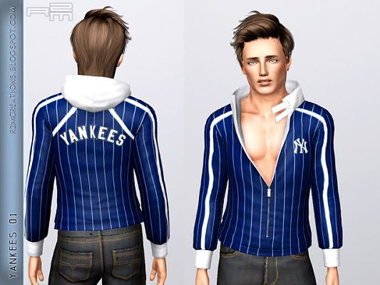 Sims 3 hoodie, top. clothing, clothes