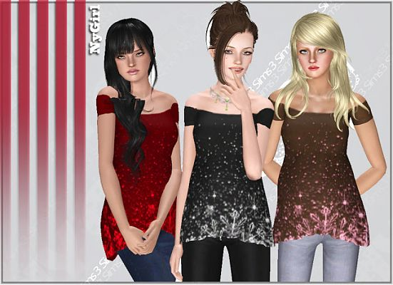 Sims 3 top, clothes, fashion, females, maternity