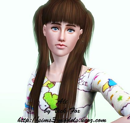 Sims 3 sim, sims, model, sims 3, female