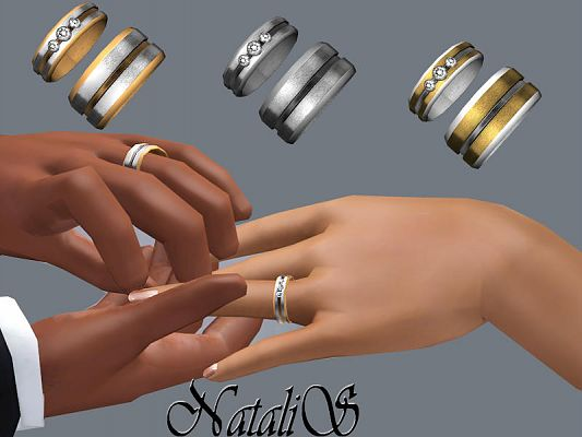 Sims 3 jewelry, ring, fashion