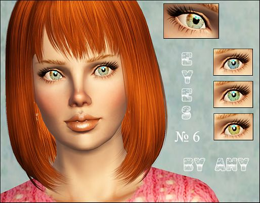 Sims 3 eyes, costume makeup, contact lenses