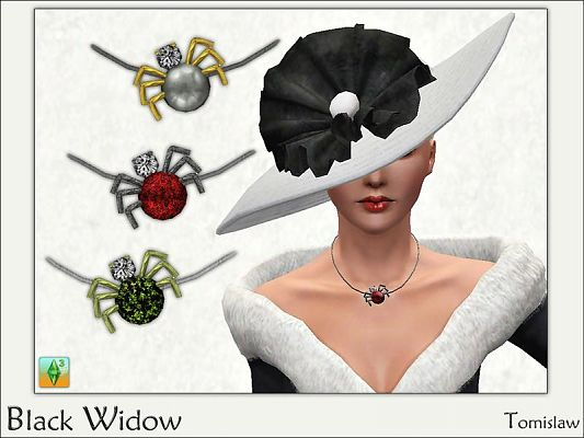 Sims 3 jewelry, necklace, fashion