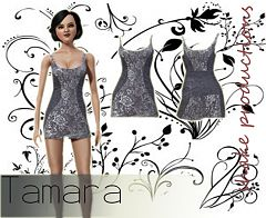 Sims 3 fashion, clothing, clothes, sims, teen, dress