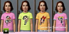 Sims 3 fashion, clothing, clothes, sims, girl, children, cartoon